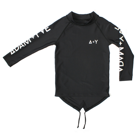 ADAM + YVE Bat Hem Rash Vest - Groms HQ