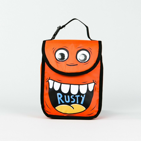 Rusty Cooler Bag - Tangerine - Groms HQ