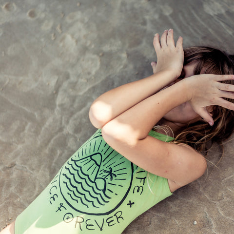 Island State Co - The Good Life One Piece - Groms HQ