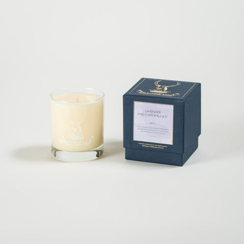 Lavender and Camomile & Ti Jar Candle No 11