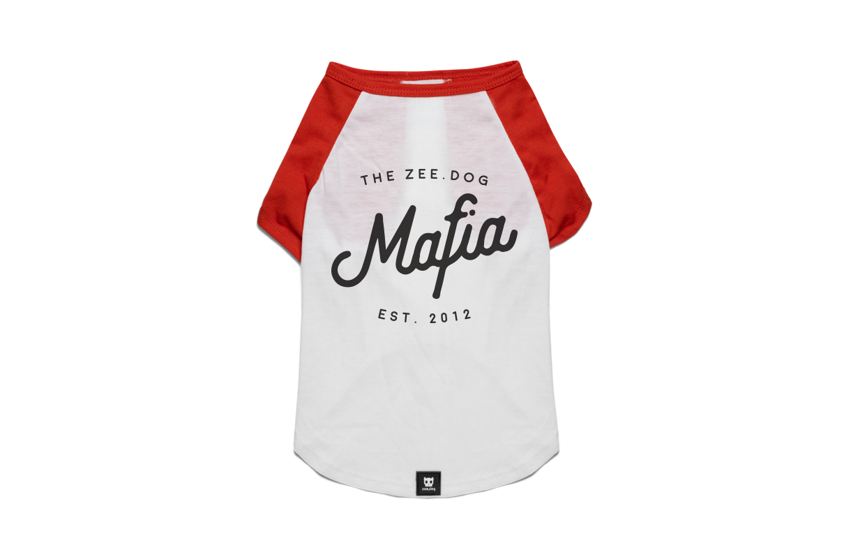 Zee.Dog Mafia | Dog T-Shirt