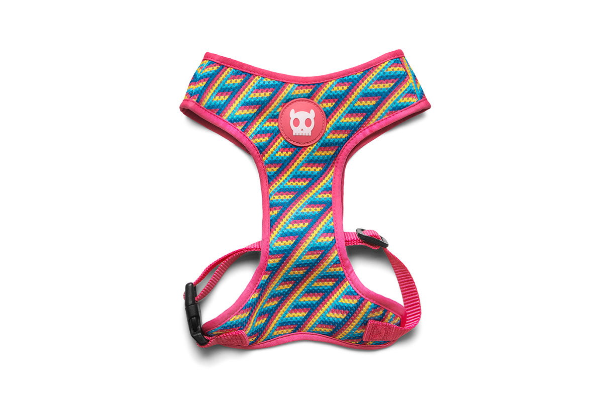 Bowie | Mesh Plus Dog Harness