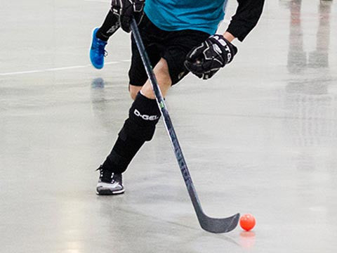 Youth Ball Hockey League at All Sports Arena