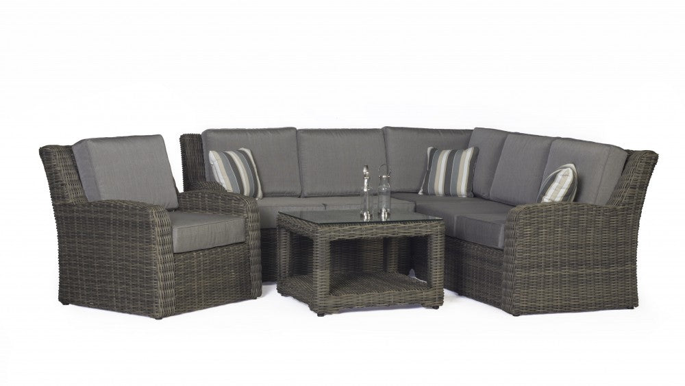 Cabernet 5 Piece Sectional Set