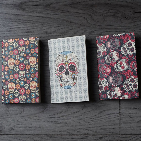 Back Pocket - Day of the Dead Notebooks