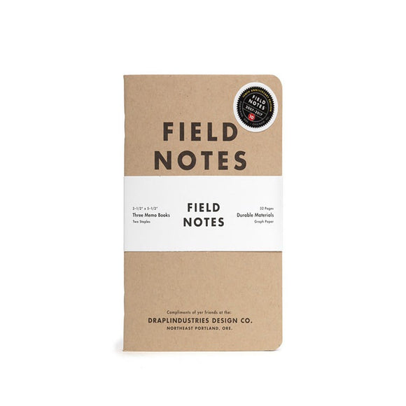 Field Notes - Tenth Anniversary Edition