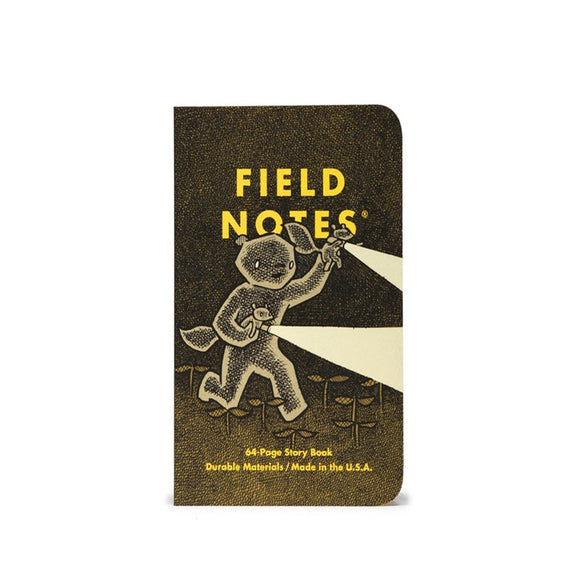 Field Notes - Haxley