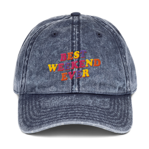 Best Weekend Ever Dad Cap - PlanetSlay