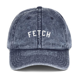 Fetch Vintage Cap - PlanetSlay