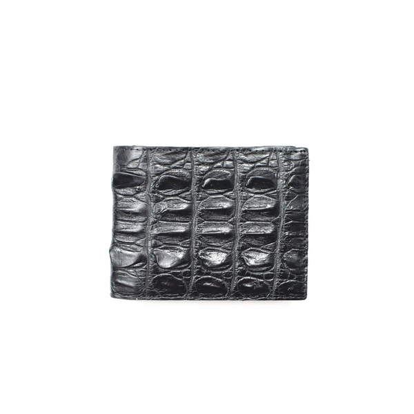 Genuine Exotic Crocodile skin wallet #0009