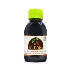 Tamare, Dates Fruit and Pomegranate Drink, 120 ml x 12 bottles