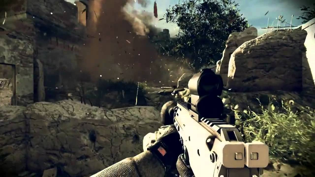 Buy Medal of honor Warfighter PS3 Game in Egypt - Shamy Stores