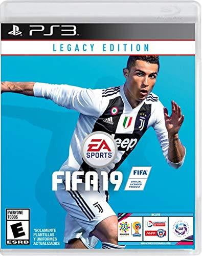 Buy FIFA 19 Legacy Edition (PS3) PS3 Game in Egypt - Shamy Stores