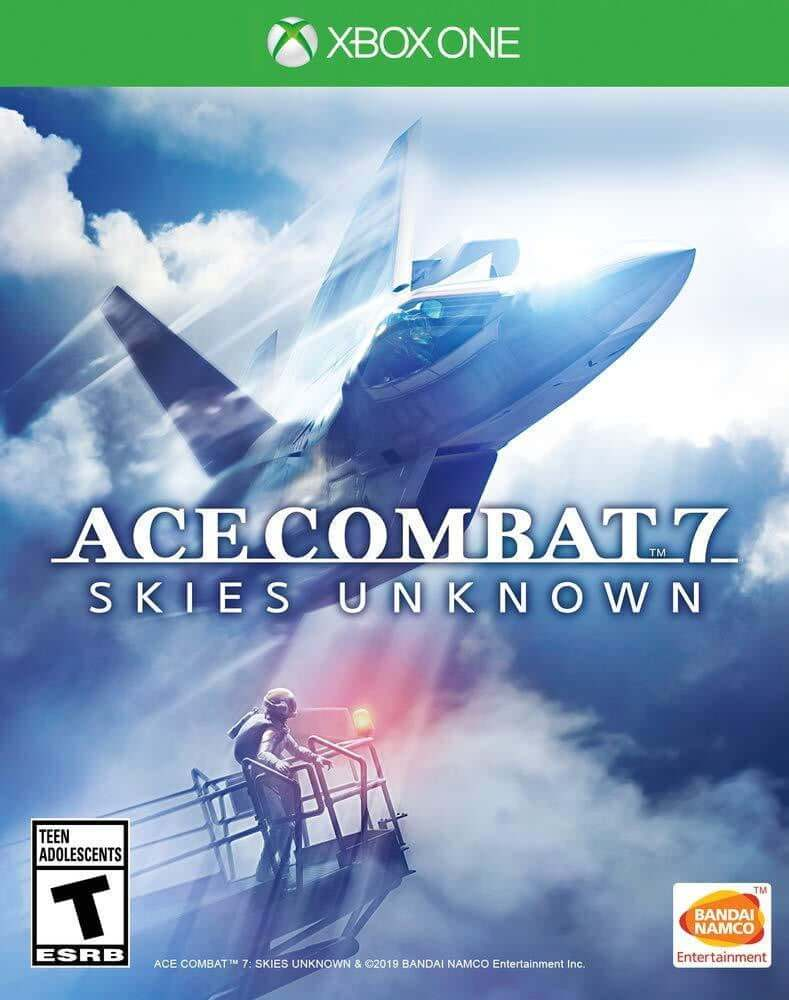 Buy Ace Combat 7 (XBOX ONE) XBOX ONE in Egypt - Shamy Stores