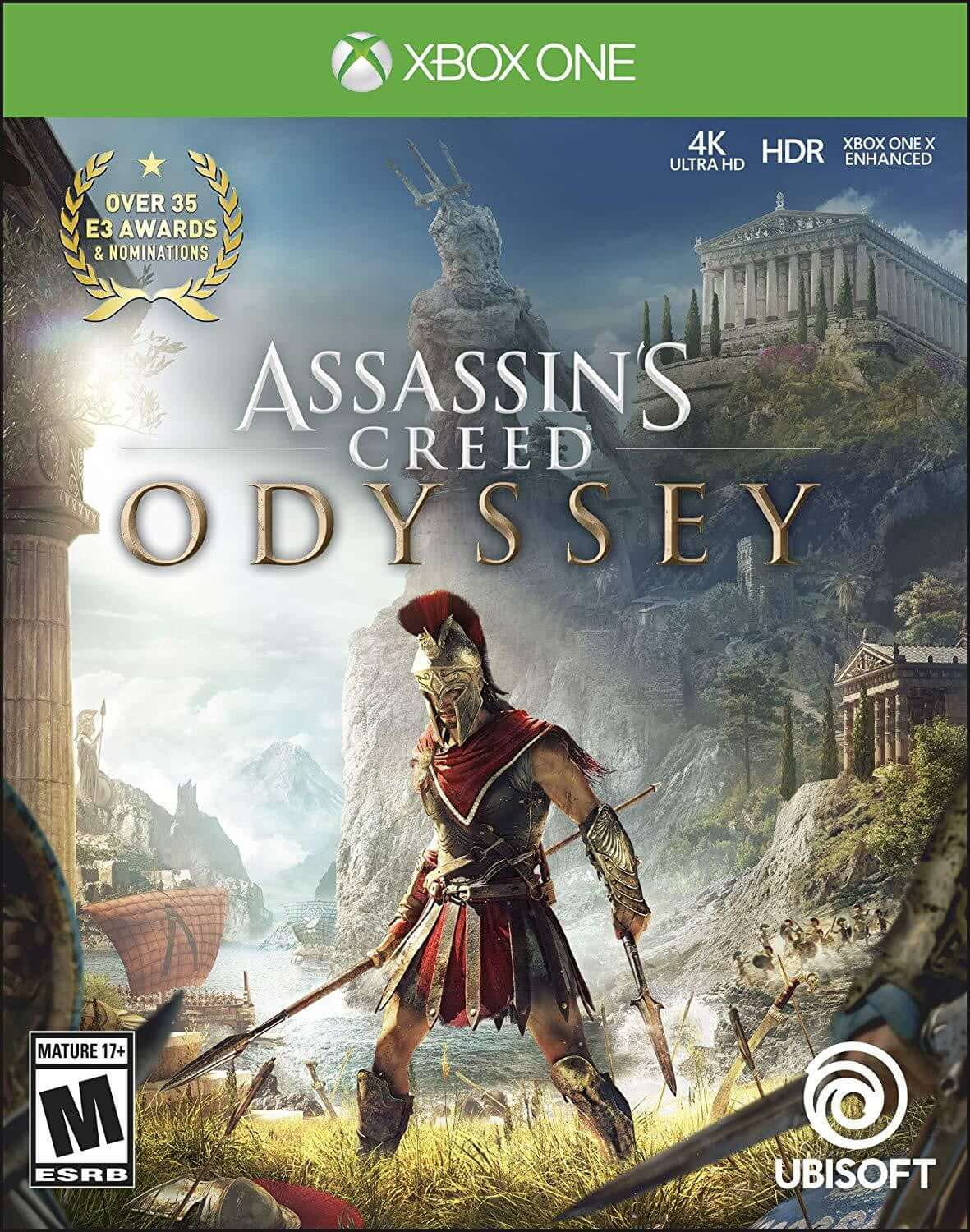 Buy Assassin's Creed Odyssey (XBOX ONE) XBOX ONE in Egypt - Shamy Stores