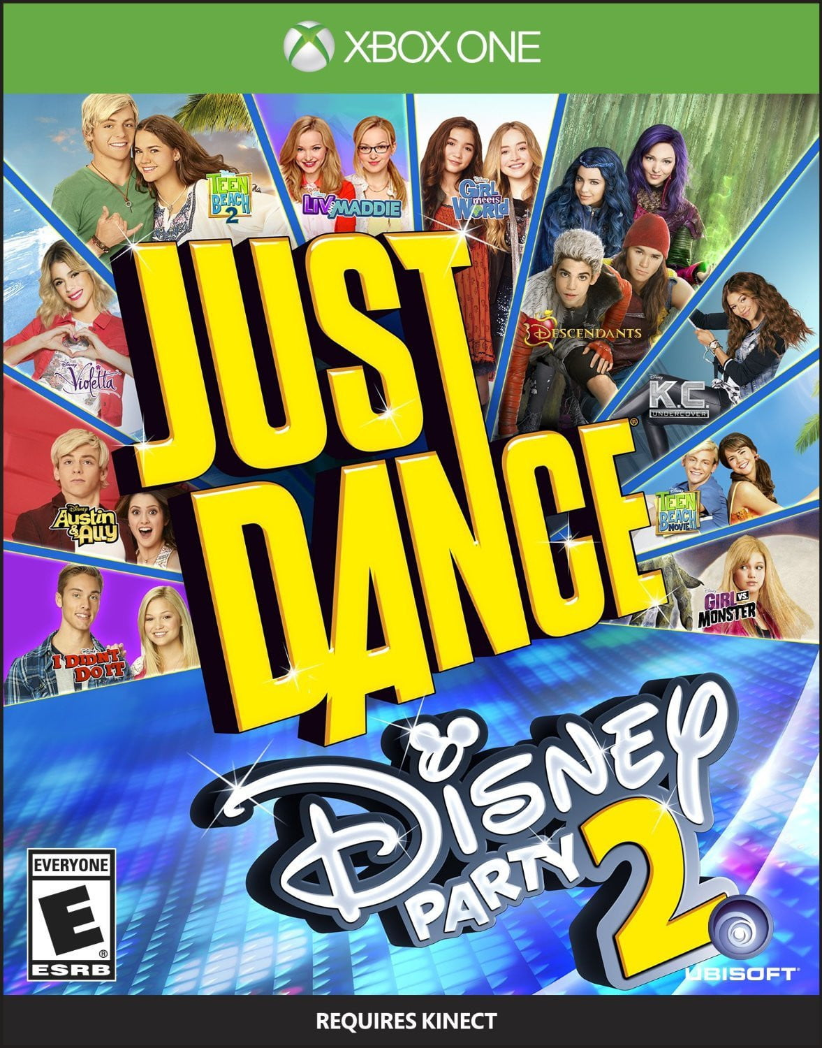 Buy Just dance Disney Party 2 (XBOX ONE) XBOX ONE in Egypt - Shamy Stores