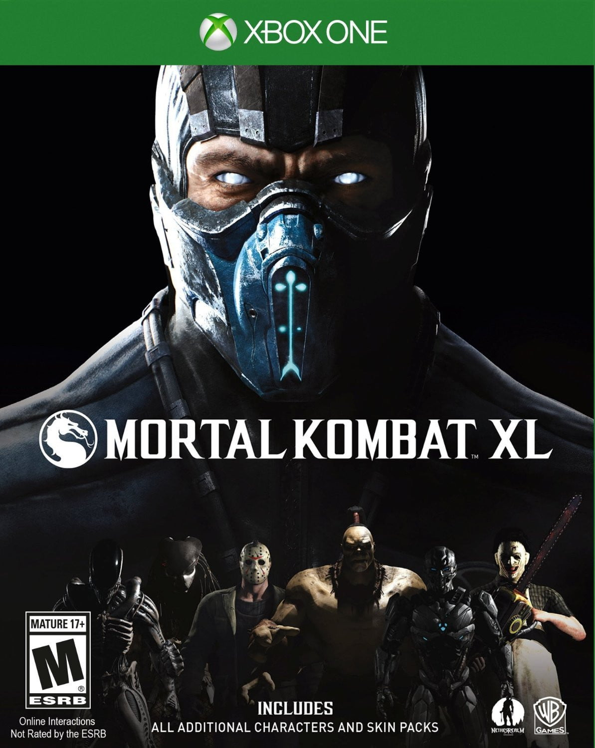 Buy Mortal Kombat XL (XBOX ONE) XBOX ONE in Egypt - Shamy Stores