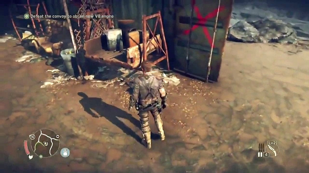 Buy MAD MAX(PS4) PS4 Game in Egypt - Shamy Stores