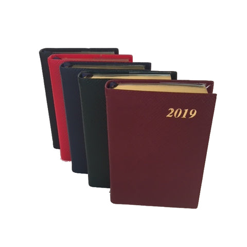 2019 Diary, 4 by 2 | Crossgrain | One Day Per Page | D142L