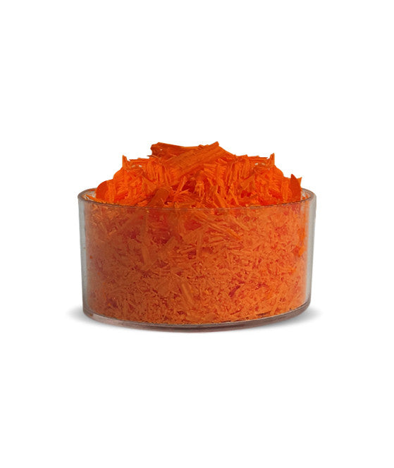 Flaming Orange Colour Dye Flakes