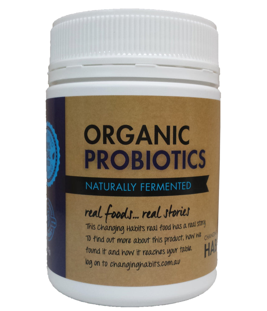 Changing Habits Probiotic