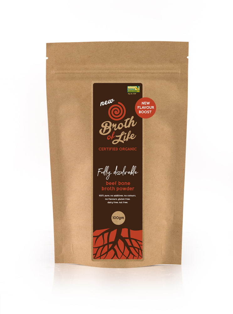 Beef Bone Broth Powder (organic)