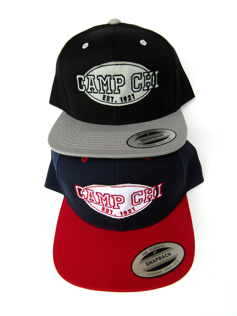 Flat Bill Snapback Baseball Hats