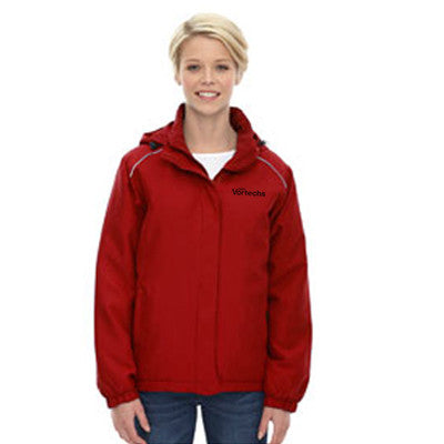 Core365 Ladies' Brisk Insulated Jacket - 78189