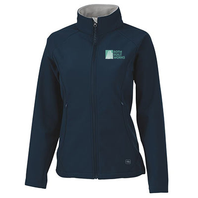Charles River Womens Ultima Soft Shell Jacket