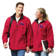 Charles River Adirondack Fleece Pullover - EZ Corporate Clothing  - 1