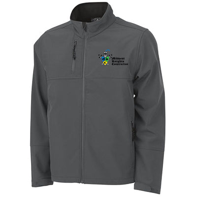 Personalized Charles River Men's Ultima Soft Shell Jacket