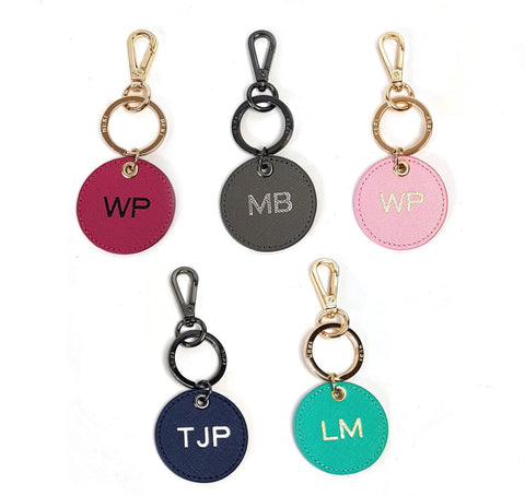 personalised bag tag