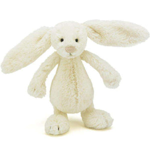 Jellycat Bashful Bunny Cream Small - Send A Toy