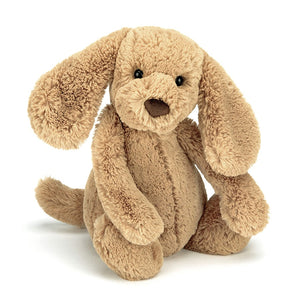 Jellycat Toffee Puppy soft toy - medium size