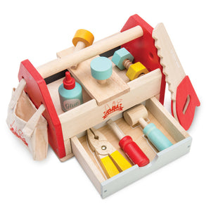 Wooden Tool Box by Le Toy Van