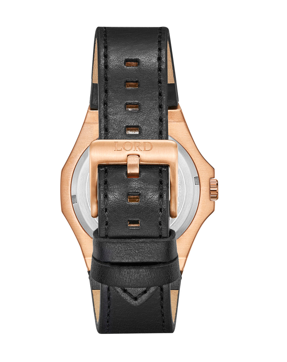 Lord-timepieces-astro-Gunmetal-tan-leather-watch-back