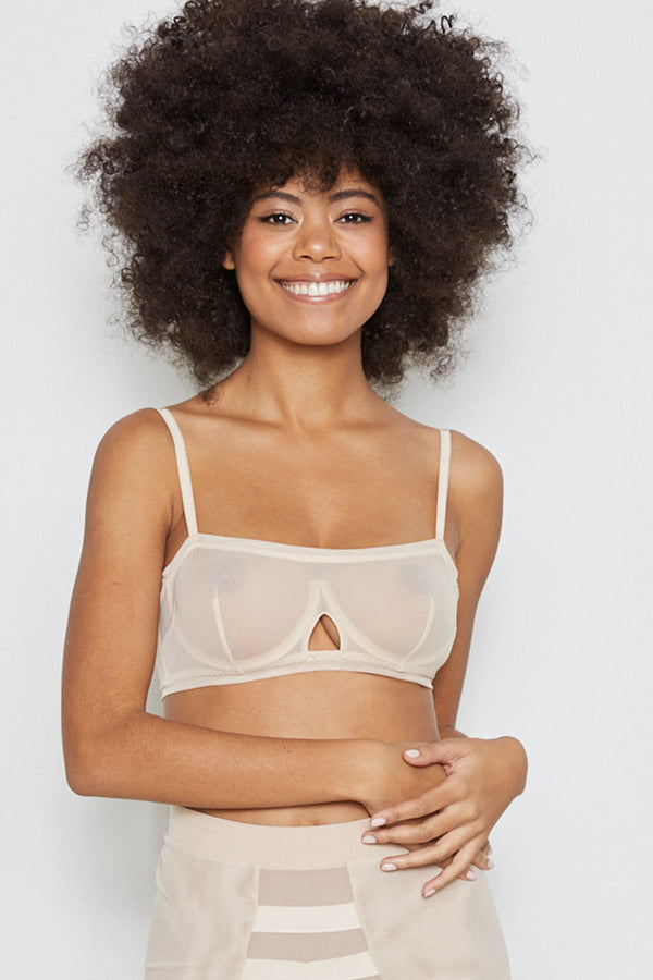 Wired Bra | Nude Beach