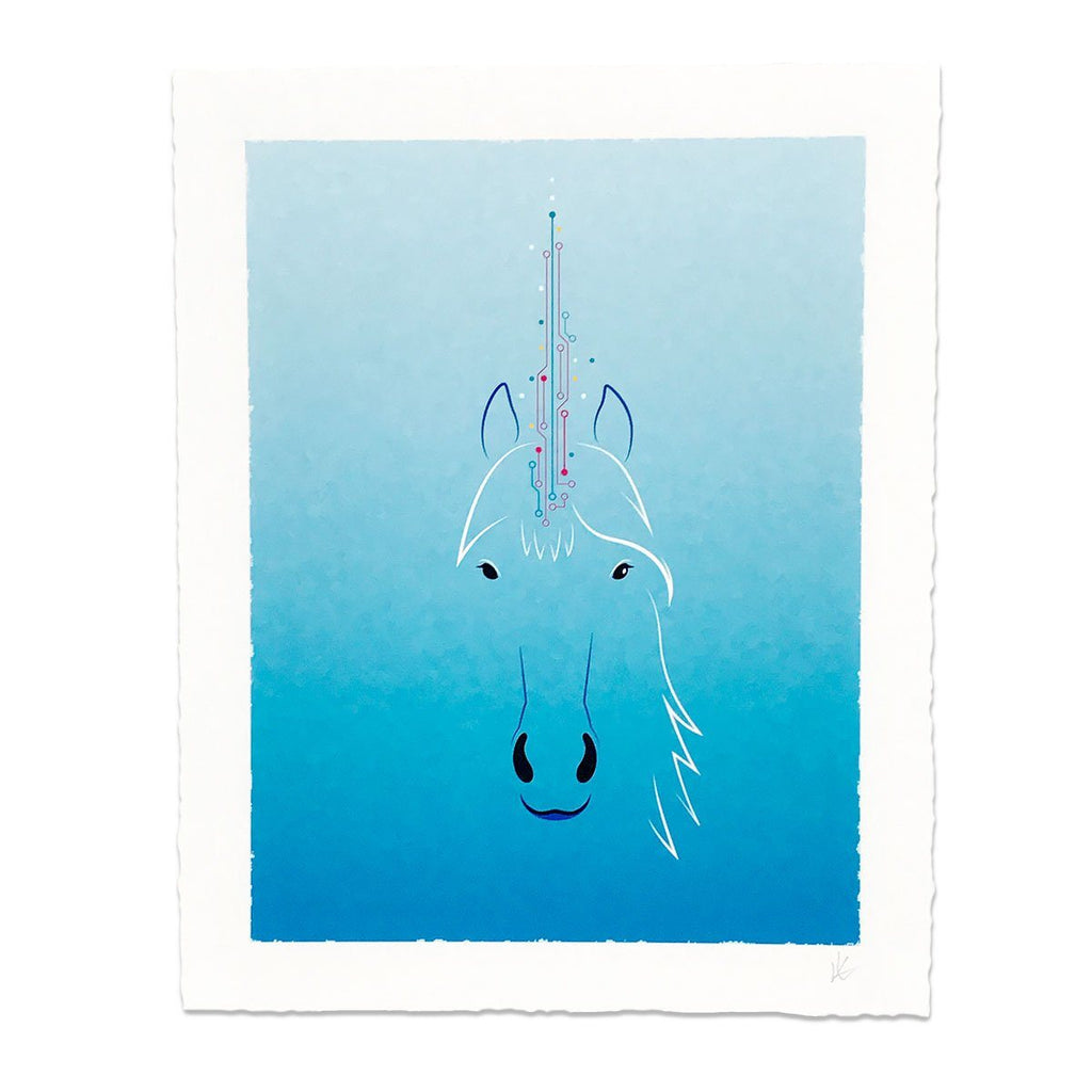 Art - Unicorn Art Print