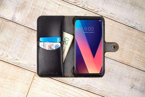 LG V50 ThinQ Custom Wallet Case