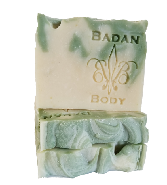 Cleary & White Sage Shea Butter Soap