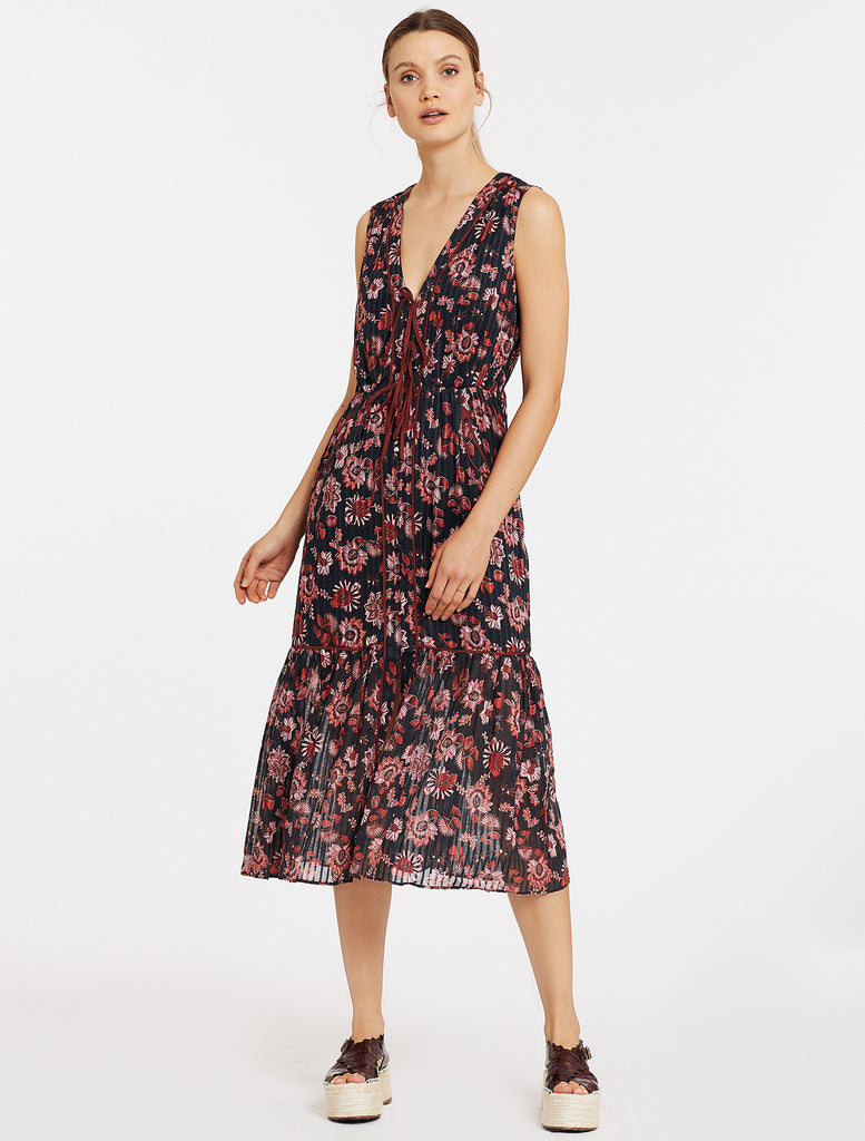 DAKOTA MIDI DRESS
