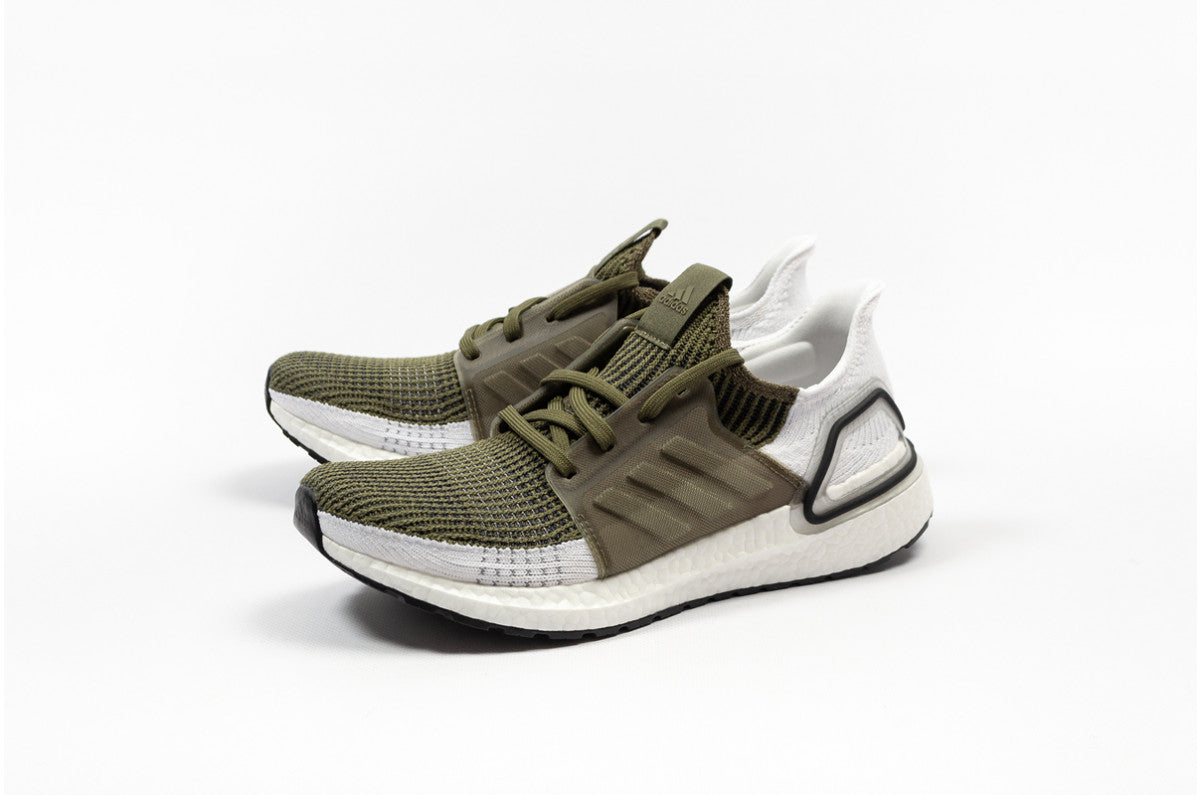 adidas Ultra Boost 19 - Raw Khaki/Core black #F35243-Preorder Item-Navy Selected Shop