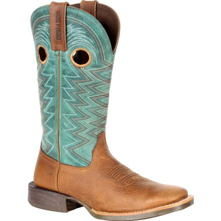 Durango Lady Rebel Pro Women's Teal Western Boot DRD0353