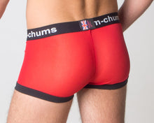 KINK Red Hipster - Bum-Chums Gay Men's Underwear - Made in UK