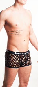 NutSack Black Hipster - Bum-Chums Gay Men's Underwear - Made in UK