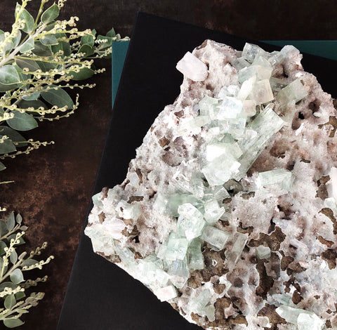 apophyllite ~ india ~ No2