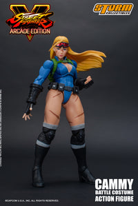 Street Fighter V Cammy [Battle Costume]