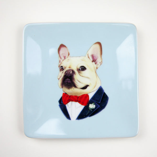 Tray: French Bulldog