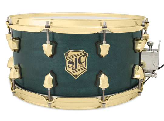 Tour Series Snare | Blue Satin