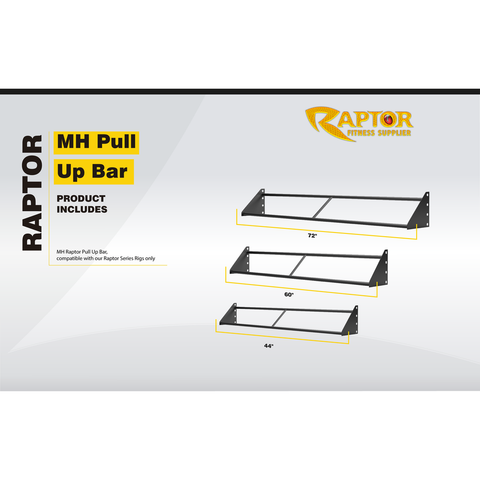 Raptor MH Pull Up Bar